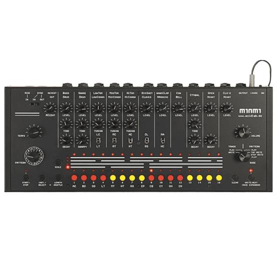 acidlab miami 555x555 Sintetizzatori e Drum Machine, Drum Machines Batterie Elettroniche