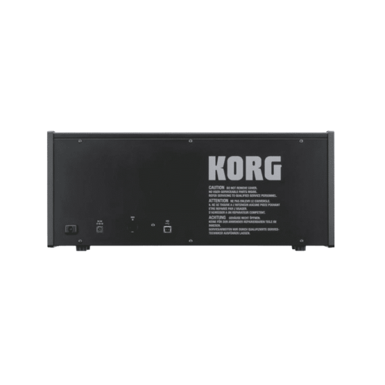 korg ms20 mini rear 555x555 KORG MS 20 Mini