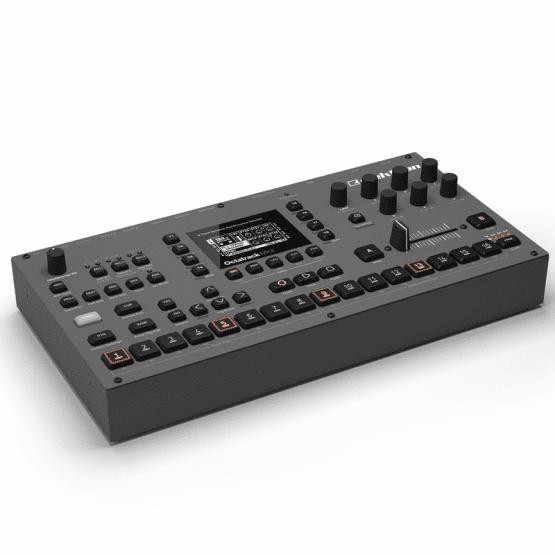 ocktatrack elektron 2 555x555 Drum Machines, Synthesizers and Drum Machines, Synthesizers and Keyboards, Synth Desktop