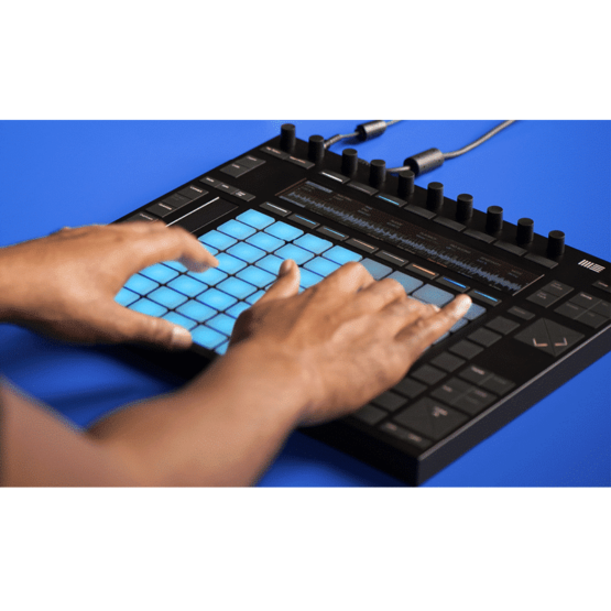 Ableton push 2 3 555x555 Midi Controller, Sintetizzatori e Drum Machine, Sintetizzatori e Tastiere