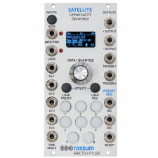 Rossum electro music satellite