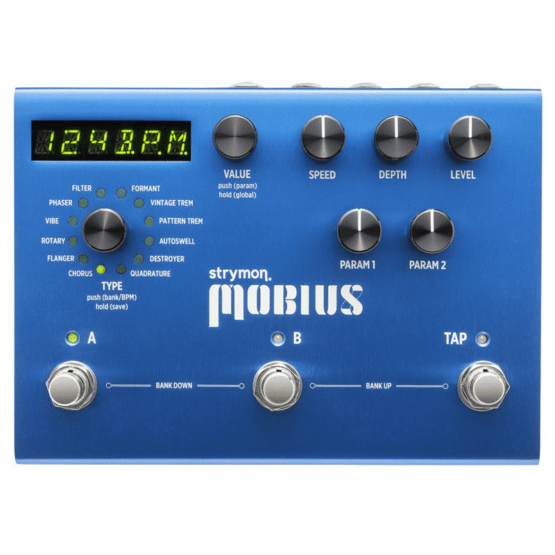 Strymon Mobius 555x555 Pedali Stompbox
