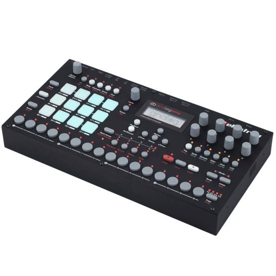 elektron analog rytm 555x555 Sintetizzatori e Drum Machine, Drum Machines Batterie Elettroniche