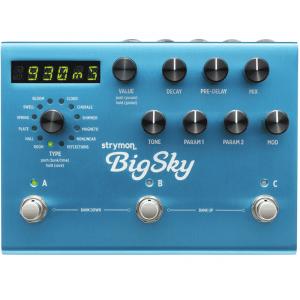 Strymon Big Sky Pedali Stompbox strymon big sky 300x300