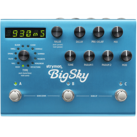 strymon big sky 555x555 Pedali Stompbox