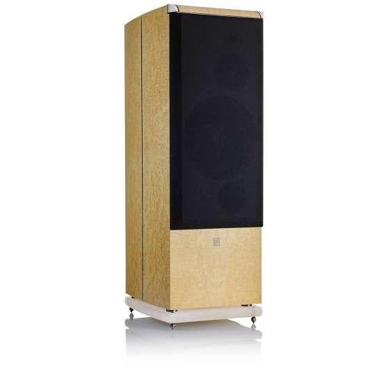 ATC 100SE front 3 4 Grill 555x555 ATC SCM100 SE Passive Hi Fi Loudspeakers Floorstanding