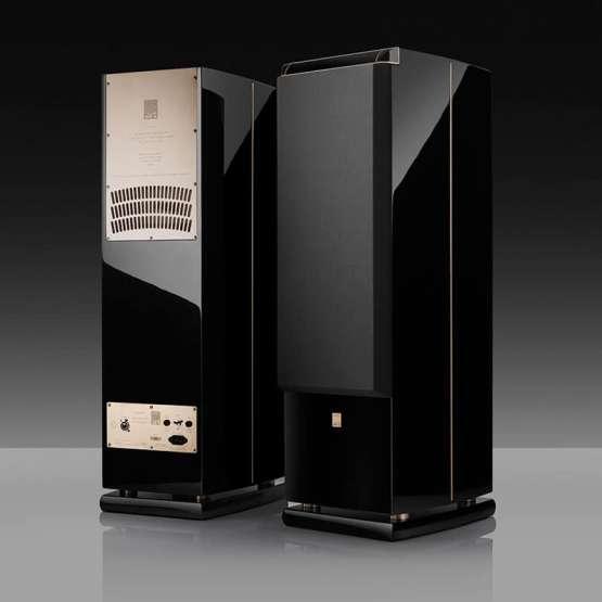 scm50se black gloss 2 555x555 ATC SCM50 SE Tower Passive Hi Fi Loudspeakers Floorstanding