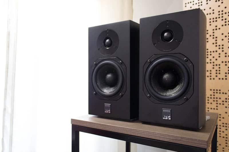 Milk HIFI - ATC High Fidelity Loudspeakers Showroom