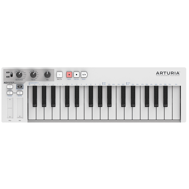 Arturia Keystep Master Control, Synthesizers and Drum Machines, Synthesizers and Keyboards
