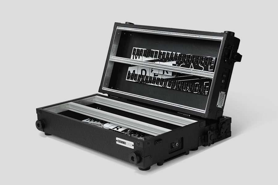 MDLRCASE 12U 104HP 1050 MDLRCASE Performer Series Pro 12u/104HP