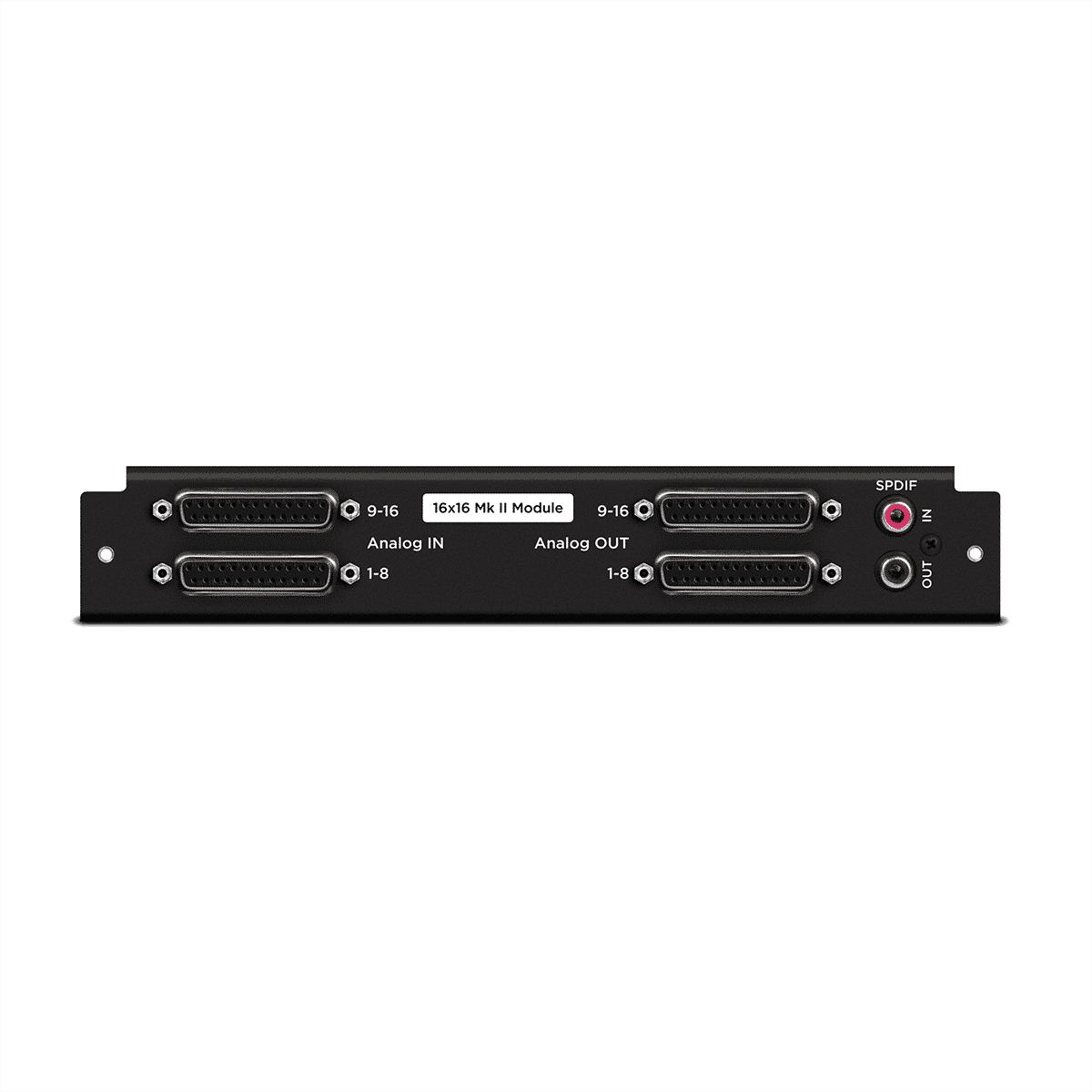 16x16 Mk2 Convertitori Audio, Schede di espansione, Pro Audio, Audio Digitale, Schede Audio per PC e MAC, Accessori