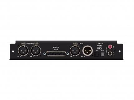 Apogee 2x6 MKII Module Audio converters, Audio Interfaces 2x6 430x322