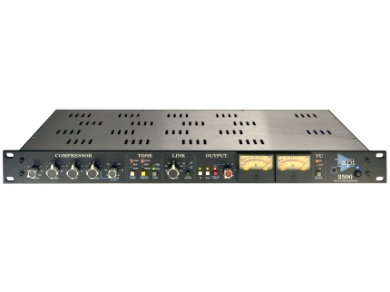 API 2500 Stereo Bus Compressor Outboard, Pro Audio, Compressors API 2500 Stereo Bus Compressor 430x322