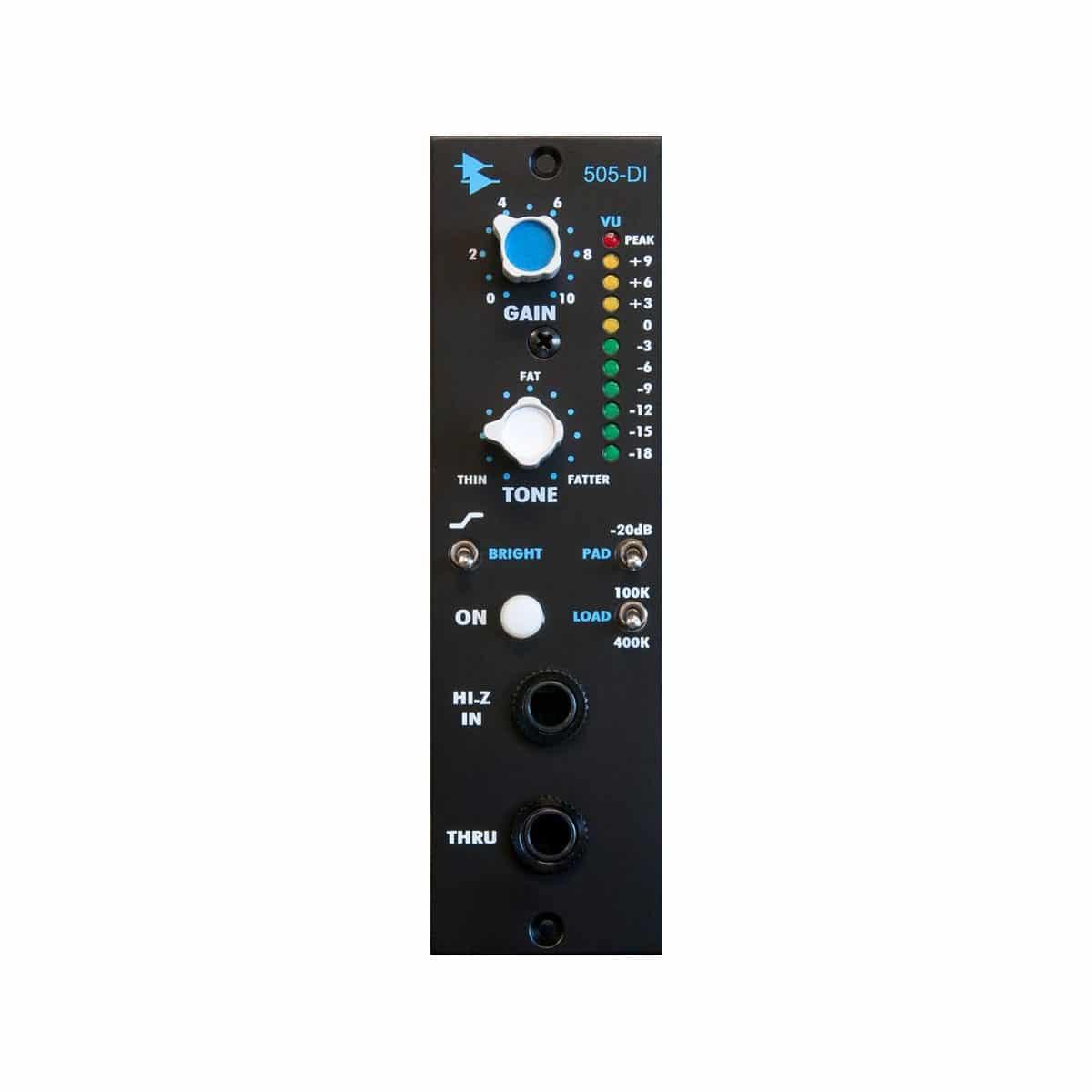 API 505 DI D.I./Reamp, Outboard, Pro Audio API 505 DI 01