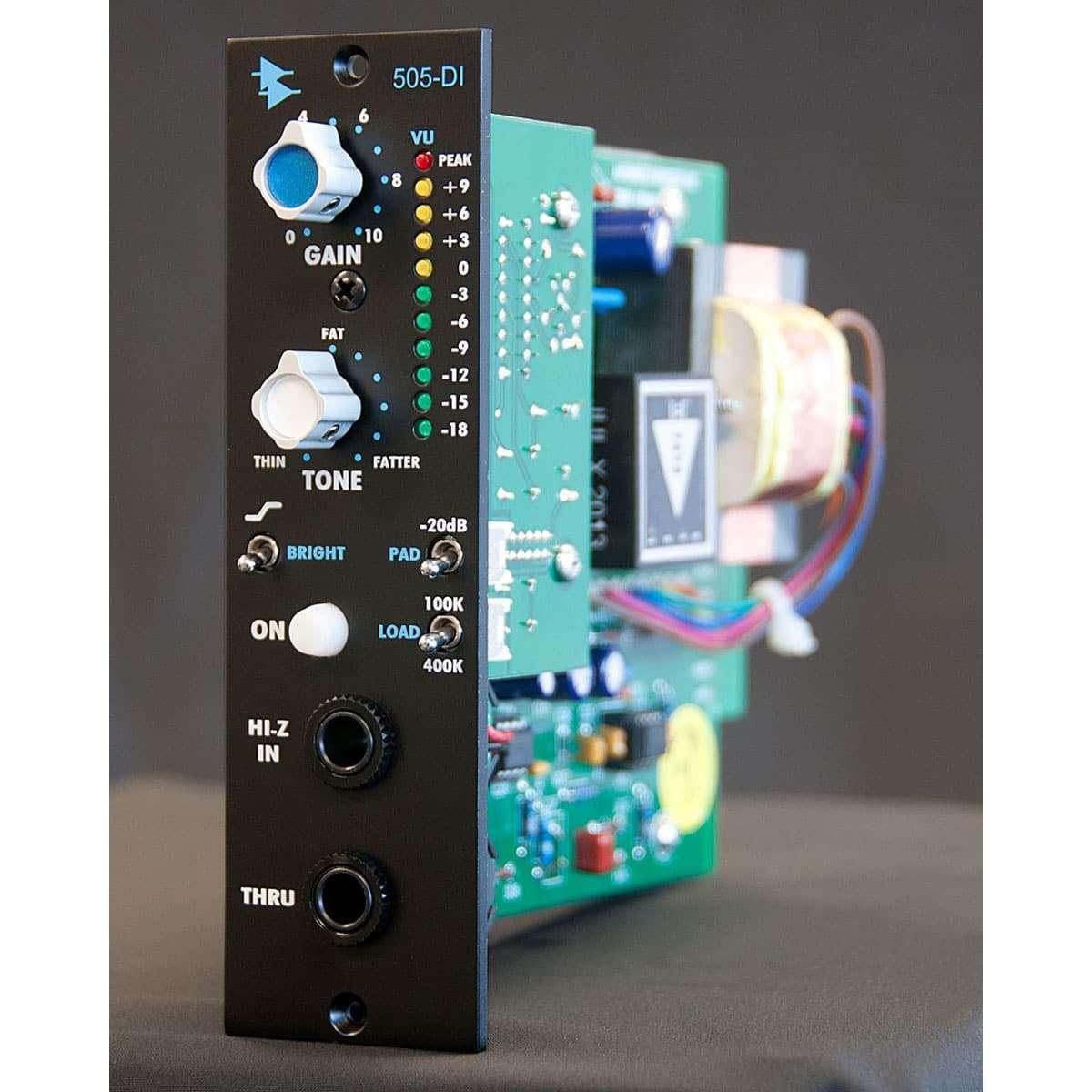 API 505 DI D.I./Reamp, Outboard, Pro Audio API 505 DI 02