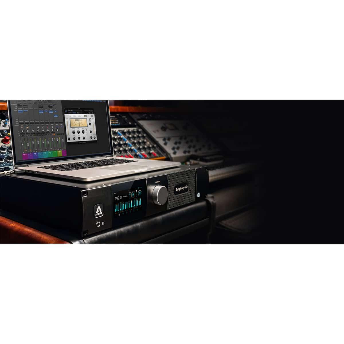 Apogee Symphony mkii 03 Convertitori Audio, Pro Audio, Audio Digitale, Schede Audio per PC e MAC