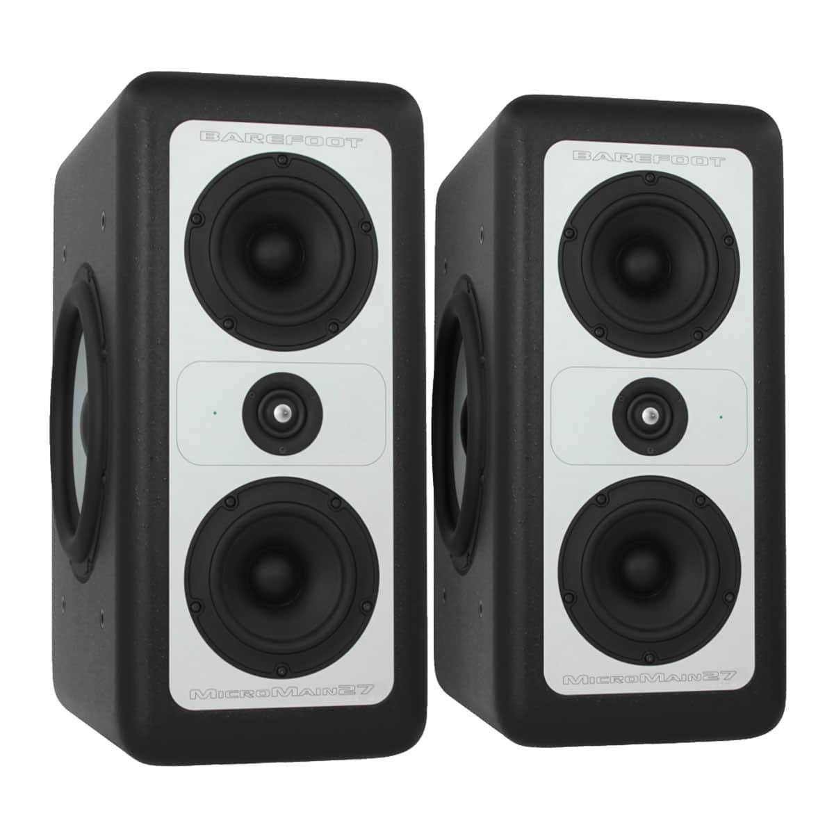 Barefoot Sound MicroMain 27 Gen2 Pro Audio, Audio Monitors, Studio Monitor Barefoot Sound Micromain 27 Gen2 1