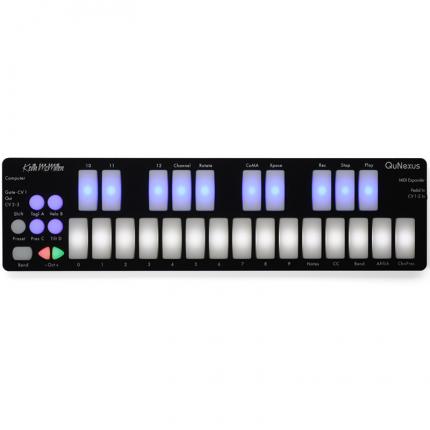 KEITH MCMILLEN 1 1 430x430 Sintetizzatori e Drum Machine, Sintetizzatori e Tastiere, Master Control