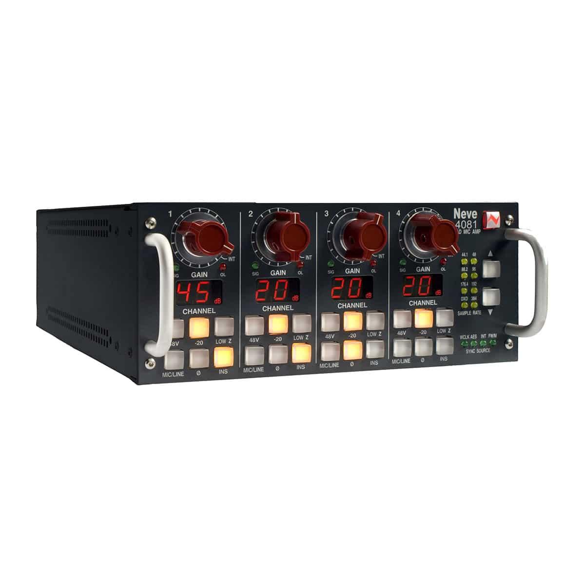 Neve 4081 01 Pro Audio, Outboard, Preamplificatori Microfonici