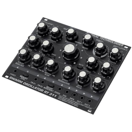 Radikaltechnpologiesswarmoscillator2 555x555 Sintetizzatori e Drum Machine, Moduli Eurorack, Oscillatori