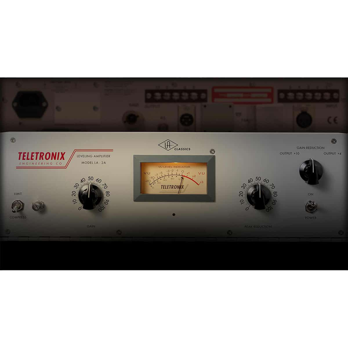 Teletronix Universal Audio LA2A 04 Strumentazioni Pro Audio per studi di registrazione, Outboard professionale analogico, Compressori analogici per il tuo studio di registrazione