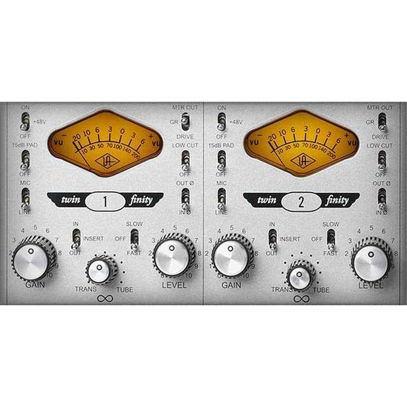 Universal Audio 4 710D 03 Convertitori Audio, Pro Audio, Outboard, Preamplificatori Microfonici, Compressori, Audio Digitale