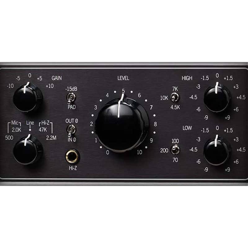 Universal Audio 6176 04 Channel Strip, Outboard professionale analogico, Preamplificatori microfonici in formato Rack e Serie 500, Strumentazioni Pro Audio per studi di registrazione