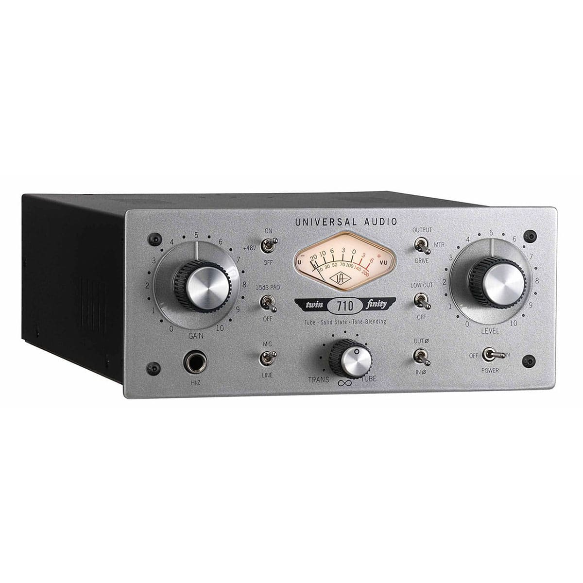 Universal Audio 710 twinfinity 03 Pro Audio, Outboard, Preamplificatori Microfonici, D.I./Reamp