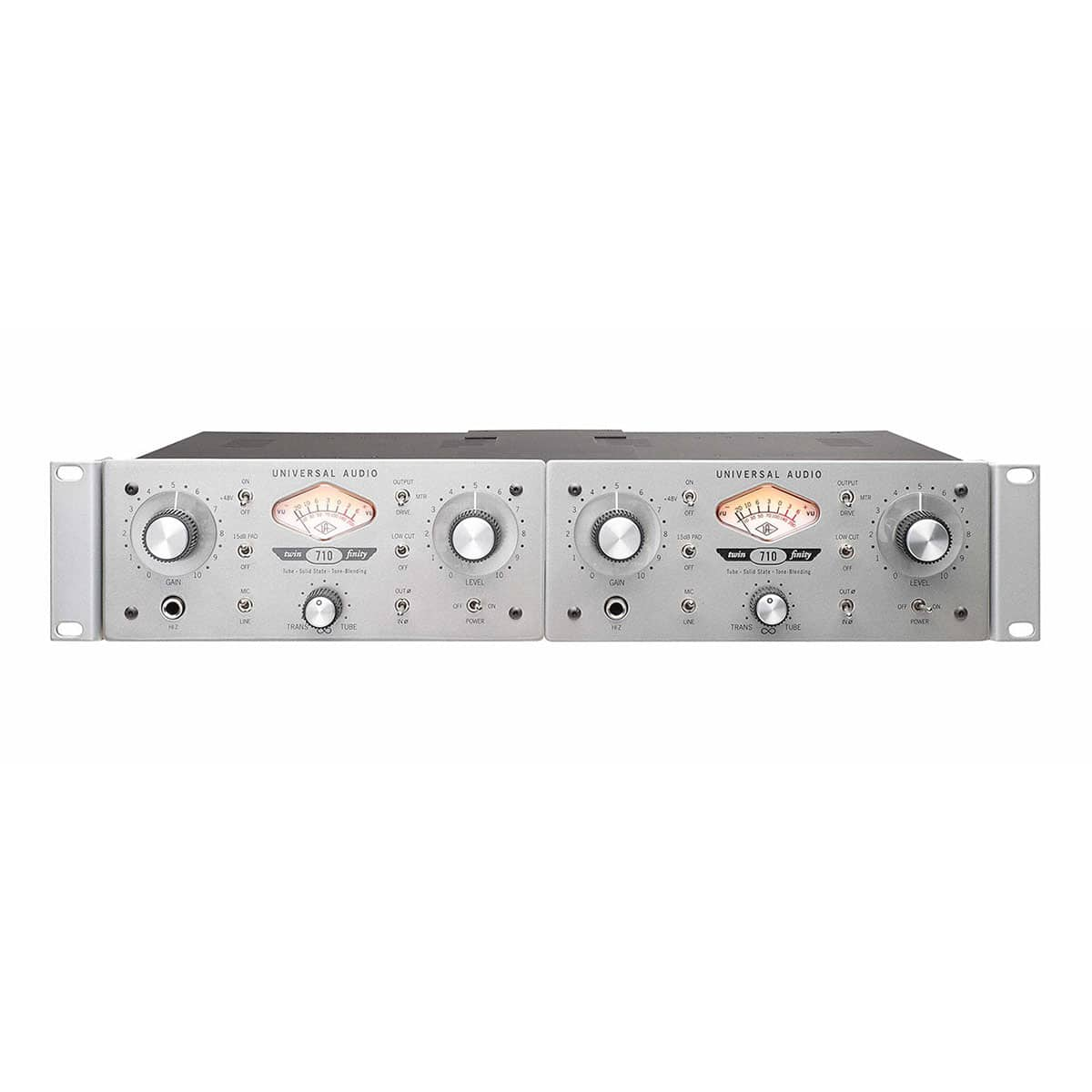 Universal Audio 710 twinfinity 04 Pro Audio, Outboard, Preamplificatori Microfonici, D.I./Reamp