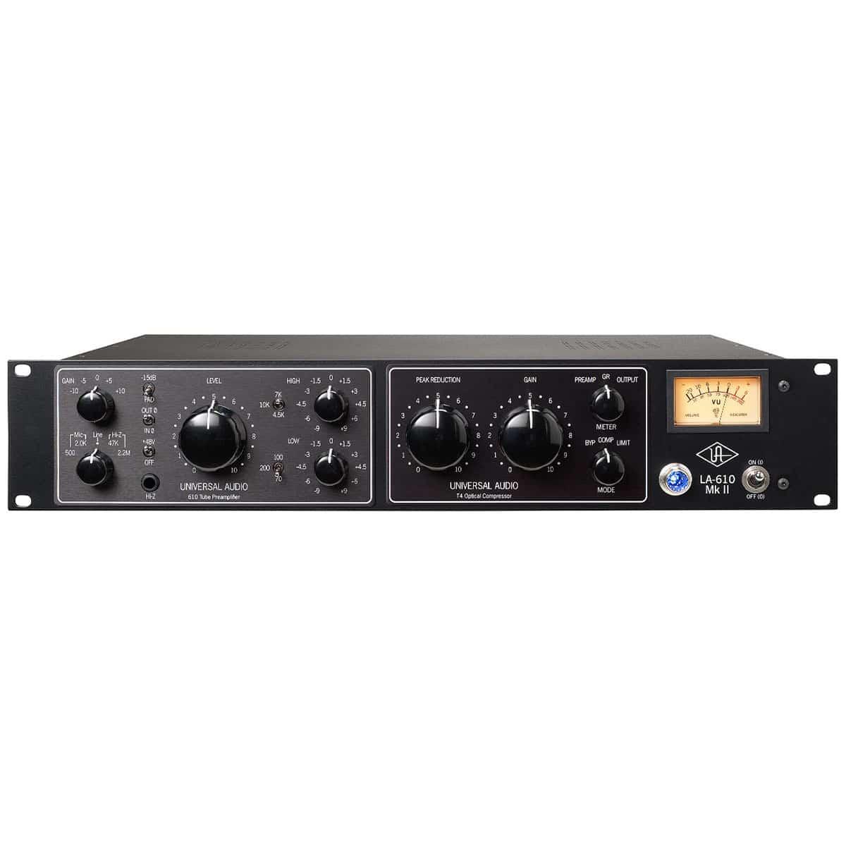 Universal Audio LA 610 mkii channel strip 01 Pro Audio, Outboard, Preamplificatori Microfonici, Channel Strip
