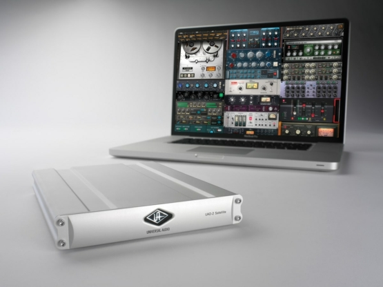 Universal Audio UAD 2 Satellite QUAD Core 555x416 Pro Audio, Audio Digitale Convertitori e Schede Audio, Schede DSP e acceleratori