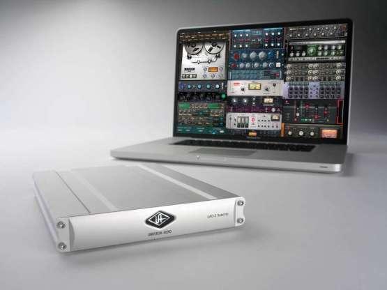 Universal Audio UAD 2 Satellite QUAD Core 555x416 Pro Audio, Audio Digitale, Schede DSP e acceleratori