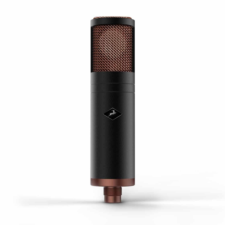 mic edge Audio digitale: Convertitori e schede audio, Interfacce e schede audio USB e Thunderbolt per PC e Mac, Microfoni a Condensatore, Microfoni professionali, Strumentazioni Pro Audio per studi di registrazione