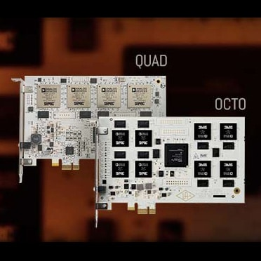 uad pcie dsp cards feature 1 Recording, Audio Digitale Convertitori e Schede Audio, Schede DSP e acceleratori