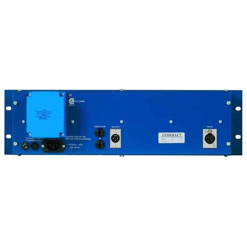 CL 1B Rear Pro Audio, Outboard, Compressori