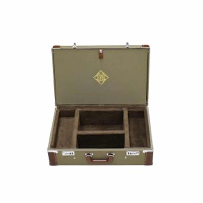 FC10s Flight Case 1 x 1 Telefunken C 12 Stereo Set