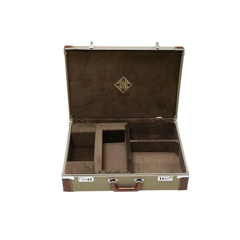 FC40 Flight Case 1 x 1 square 1 Microfoni, Microfoni a Condensatore, Pro Audio