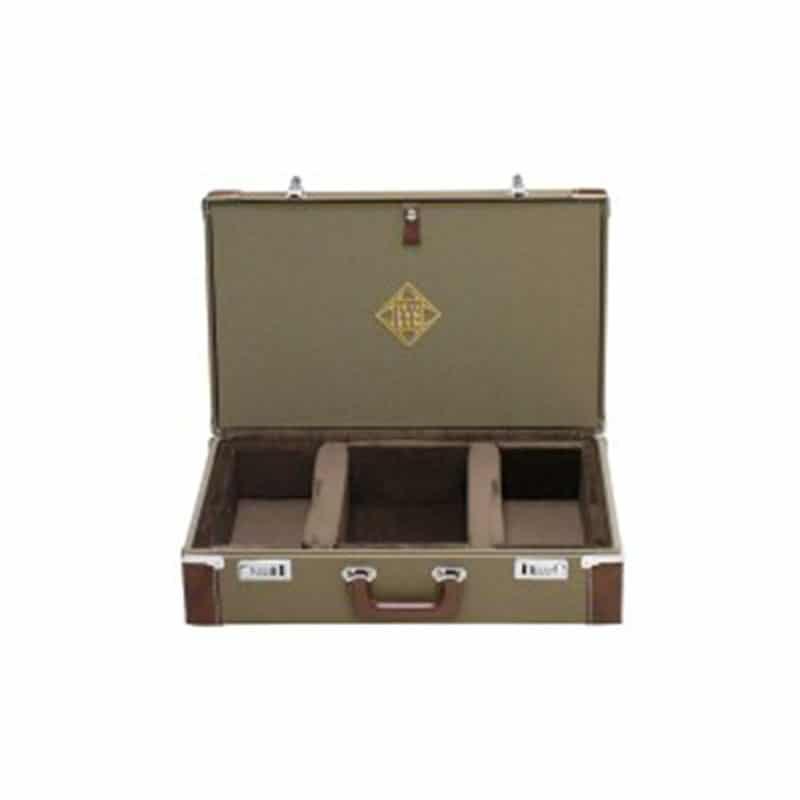 FC40S Flight Case 1 x 1 Microfoni, Microfoni a Condensatore, Pro Audio