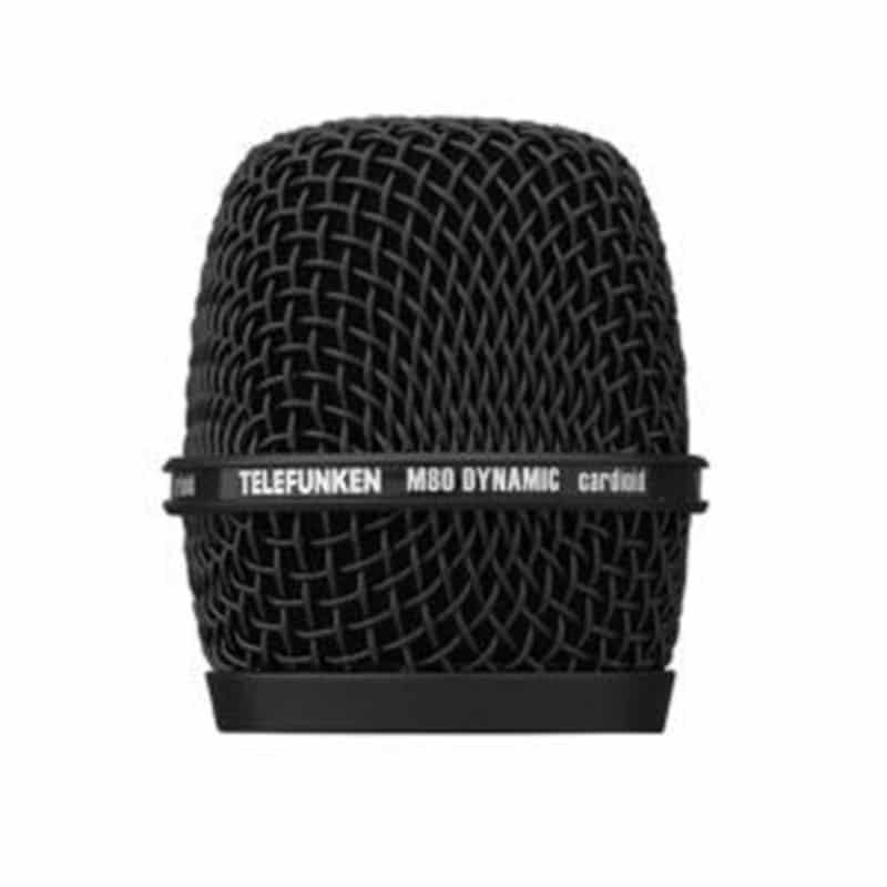 M80 Headgrill 1 x 1 300x300 square Telefunken M80 Black