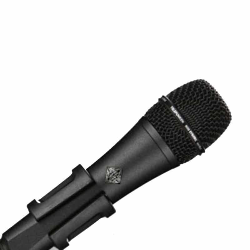 M80B Telefunken M80 Black