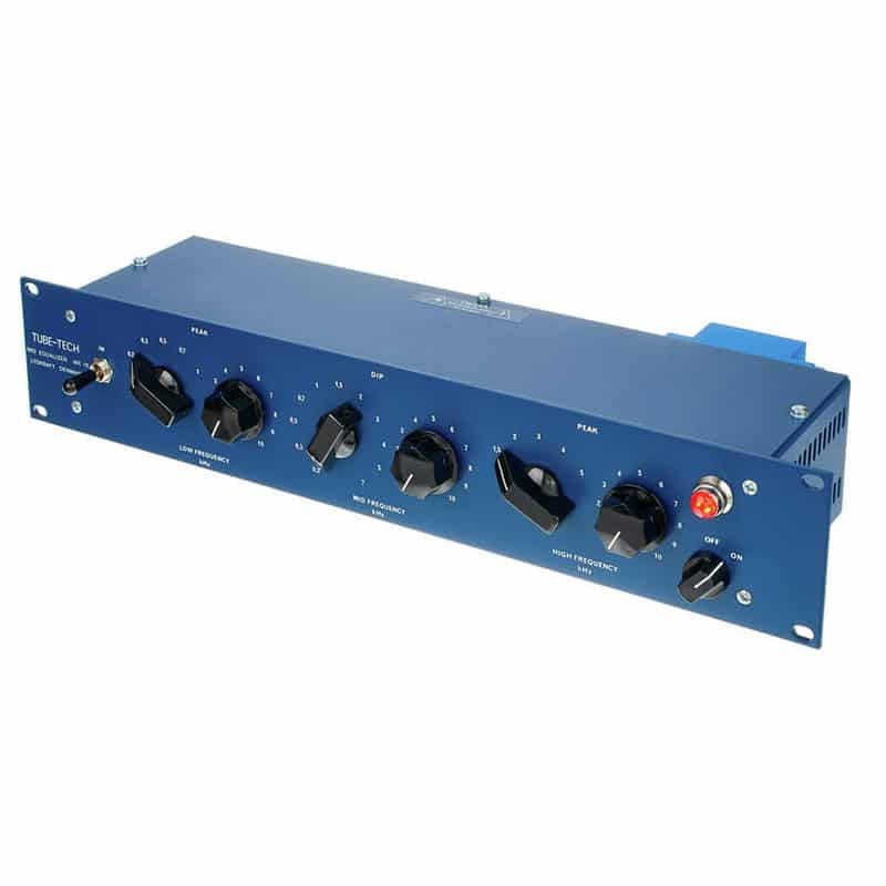 ME1B 3 Recording, Outboard, Equalizzatori