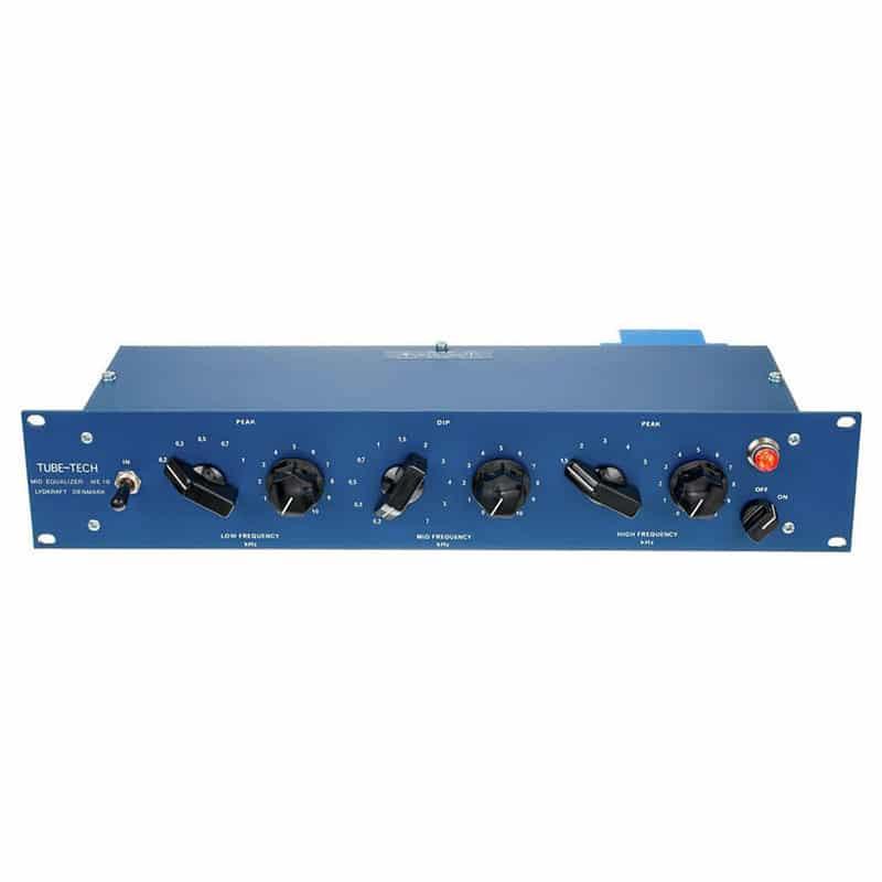 ME1B 5 Recording, Outboard, Equalizzatori