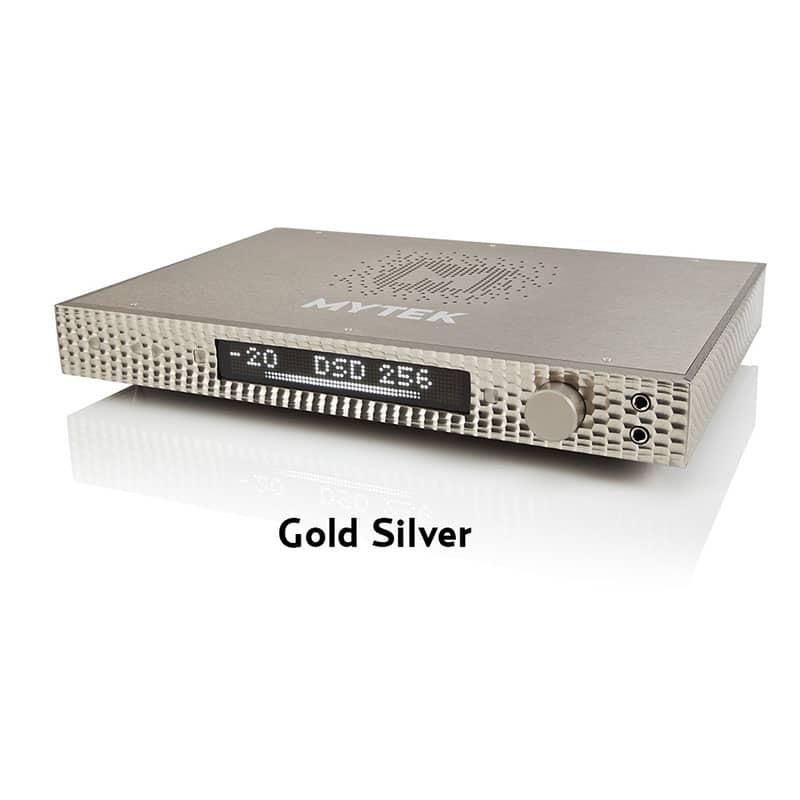 Manhattan DAC gold Audio digitale: Convertitori e schede audio, Convertitori audio professionali, DAC Audio, HI FI Alta fedeltà, Strumentazioni Pro Audio per studi di registrazione