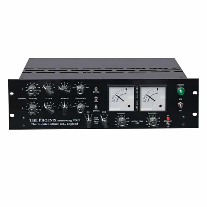 PhoenixMP Thermionic Culture The Phoenix Mastering