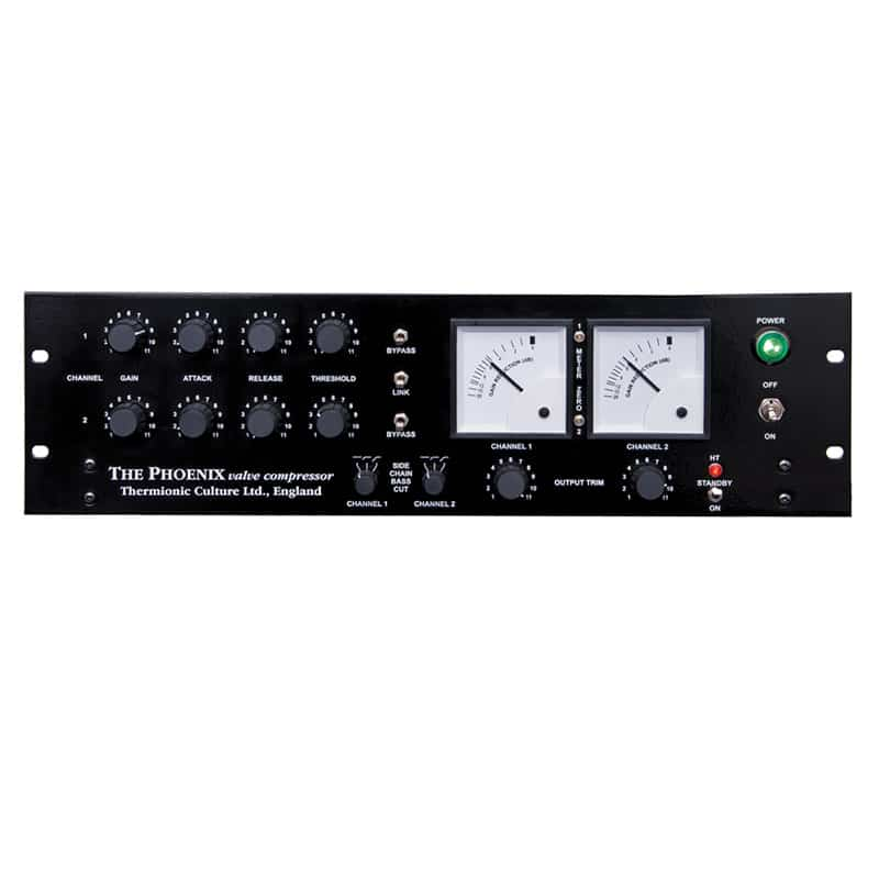 PhoenixSBfront1 Thermionic Culture The Phoenix SB