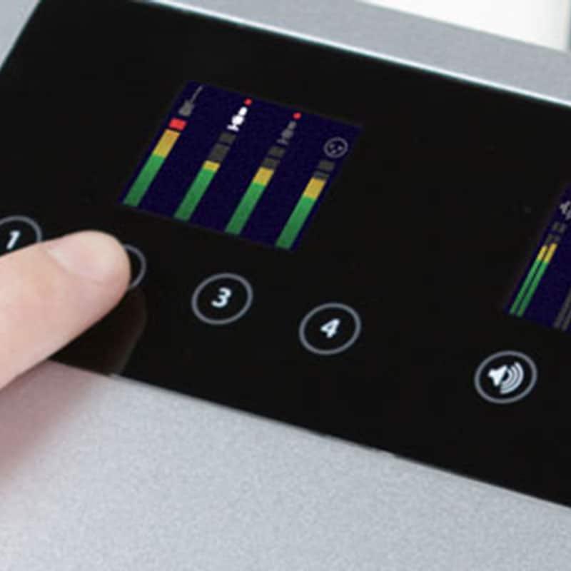 Quartet Select IO functions Pro Audio, Audio Digitale, Schede Audio per PC e MAC