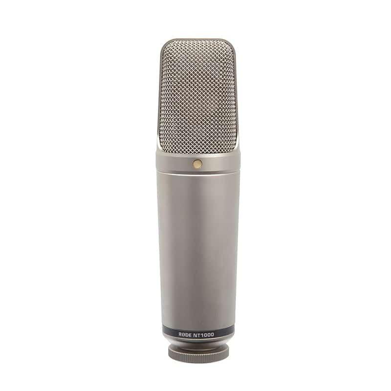 Rode NT1000 1 Microfoni, Microfoni a Condensatore, Pro Audio