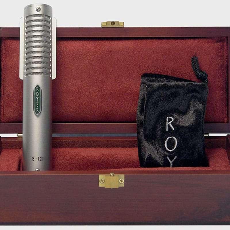 Royer Labs R 121 2 Microfoni, Microfoni a nastro, Pro Audio