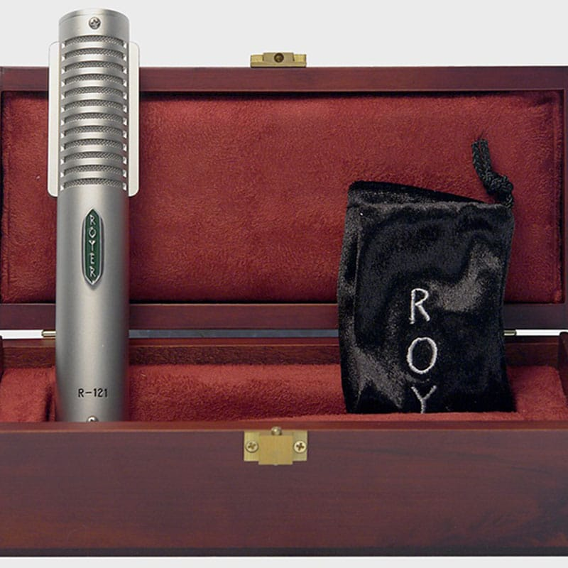 Royer Labs R 121 Microfoni, Microfoni a nastro, Pro Audio Royer Labs R 121 2