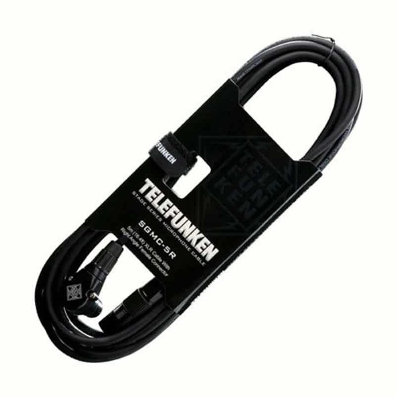 SGMC 5R XLR Cable Copia Microfoni, Microfoni a Condensatore, Pro Audio